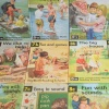 Ladybird Books Key Words Reading Scheme