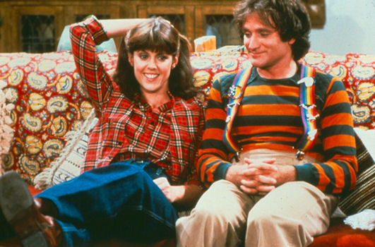 Image result for mork & mindy