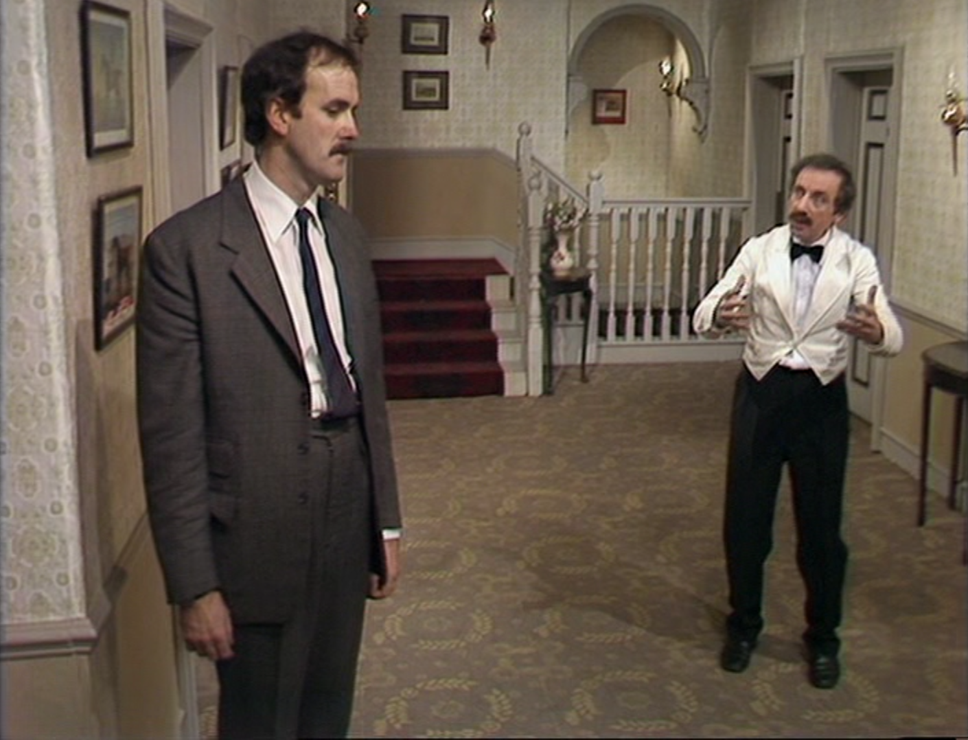 Fawlty Towers Hotel London