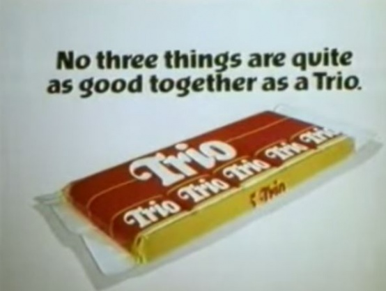 Trio Advert