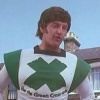 The Green Cross Code Man