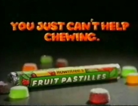Rowntrees Adverts - Kevin the Fruit Bat