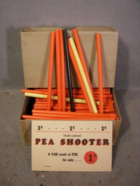 Pea Shooters Do You Remember