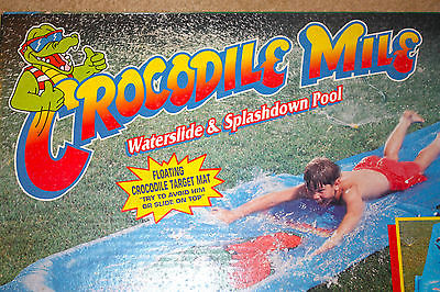 Crocodile Mile Do You Remember