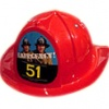 Emergency 51 Fire Helmet