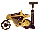 Air Jammer Cycle Slammer