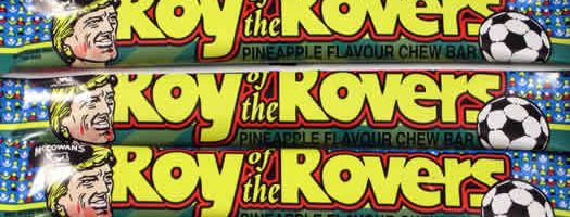 Roy Of The Rovers Chewy Bar