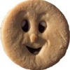 Happy Faces Biscuits