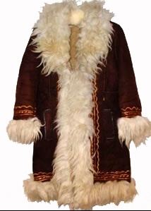 Afghan Coats Do You Remember