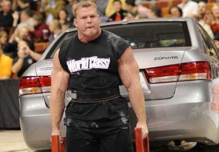 World S Strongest Man Do You Remember