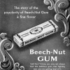 Beech Nut Chewing Gum