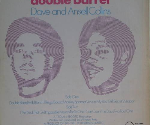 Dave And Ansil Collins Double Barrel