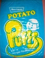 Burton's Potato Puffs