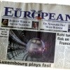 The European newspaper