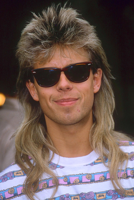 Mullets Do You Remember