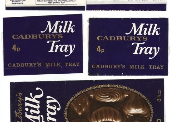 Milk Tray Chocolate Bar Do You Remember