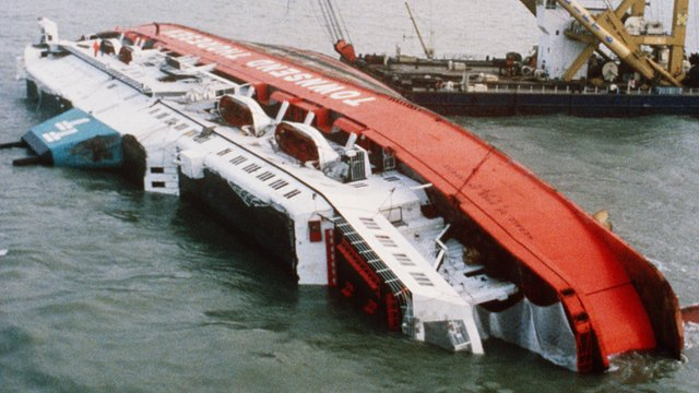 Zeebrugge Ferry Disaster Do You Remember