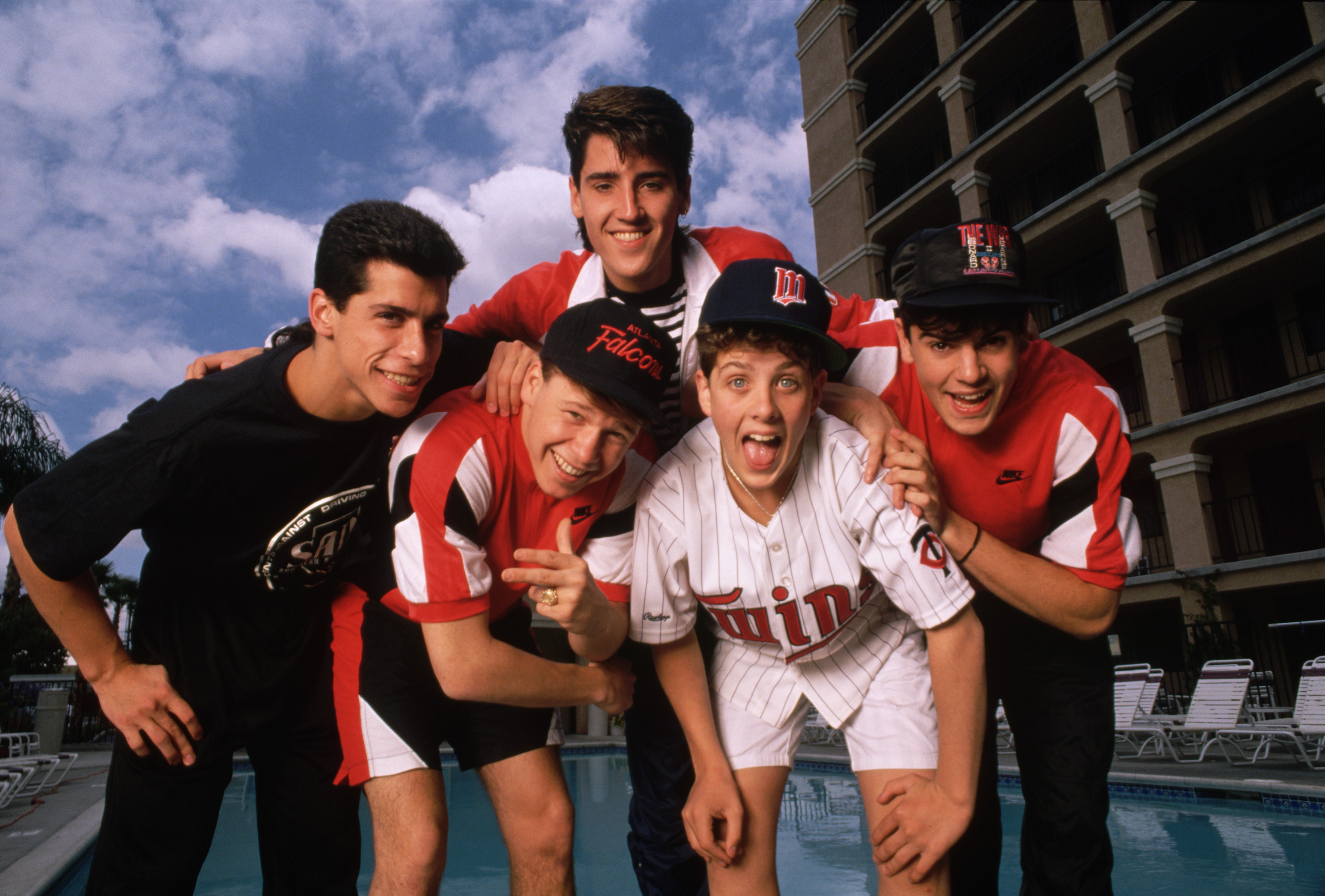 New Kids On The Block - Do You Remember?