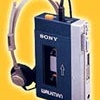 Walkman portable cassette players